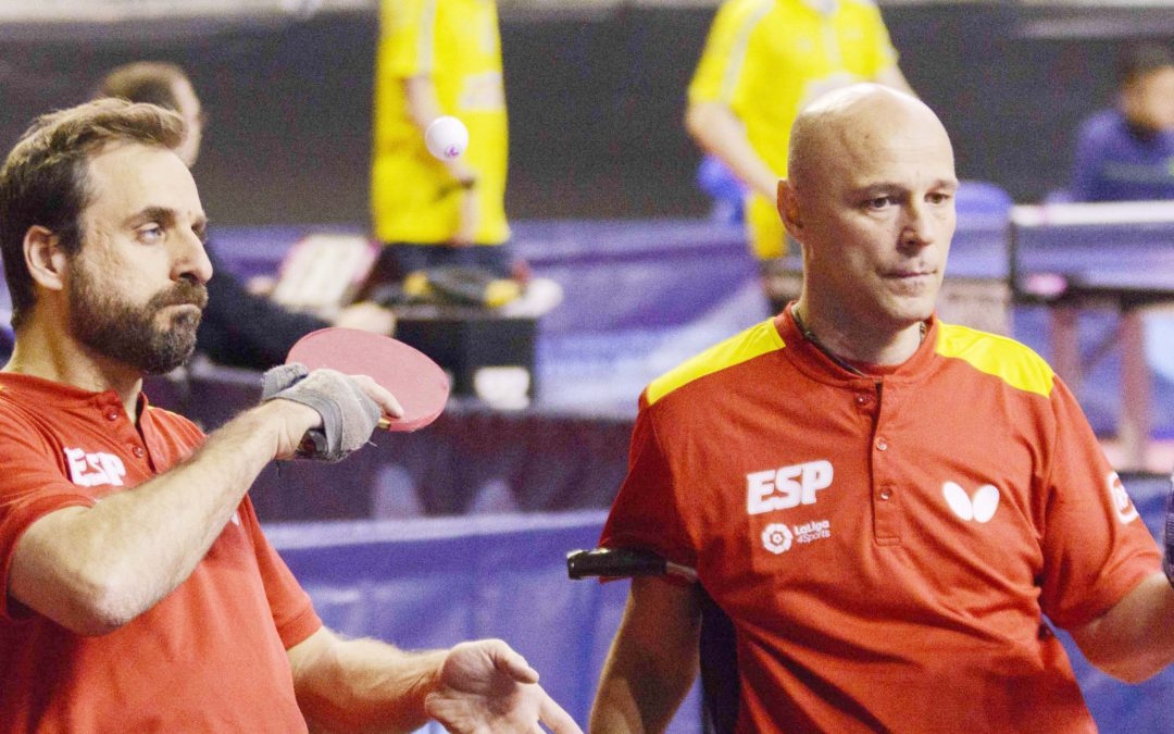 Spanish duo responds, surprise semi-finalists