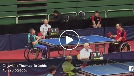 VIDEO: German Brüchle's move of the day
